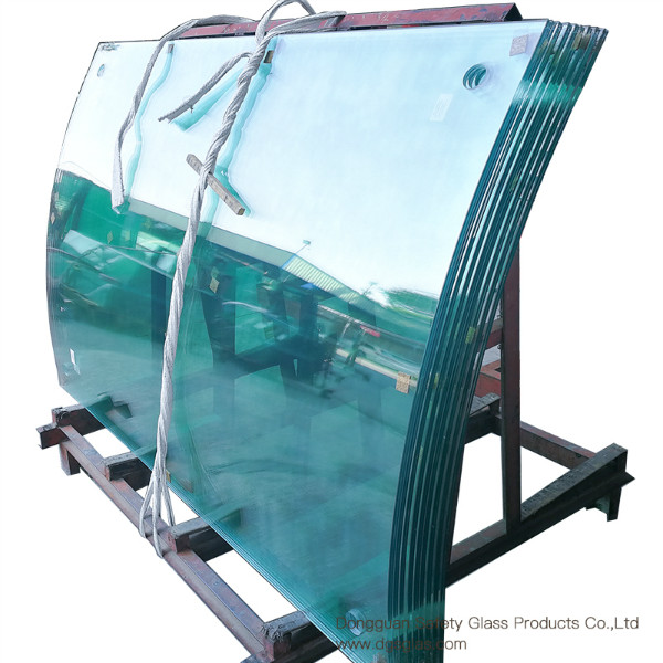 Bendable-laminated-glass