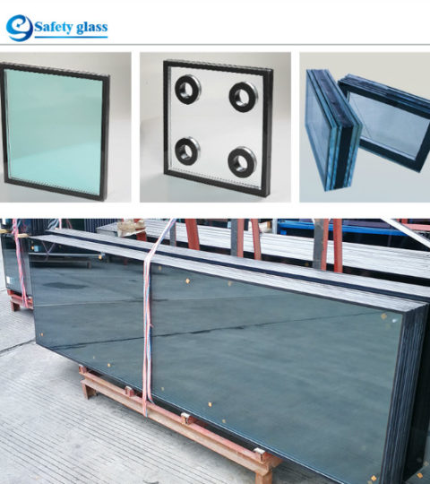 Low E Laminated Insulated Glass Suppliers | Argon Filled Double Glazing Heat Insulating Glass Manufacturers