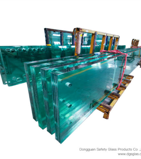 Custom Clear Multi-layer Laminated Glass Factory Outlet