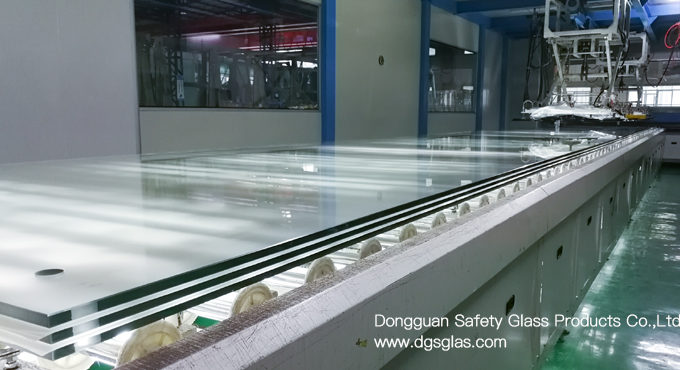 How Is Laminated Glass Made?