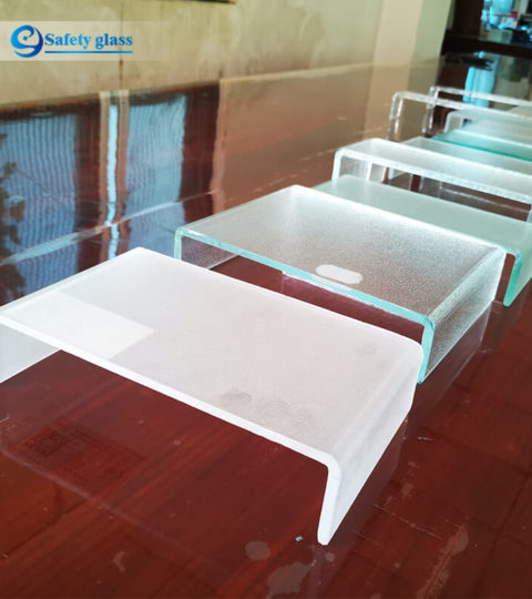 Channel Glass Wall Suppliers U-shaped Glass Type Detail Manufacturers