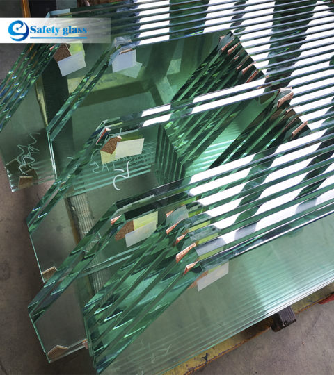 Best Large Tempered Glass Panels For Stairs Fence And Deck Railing Supplier
